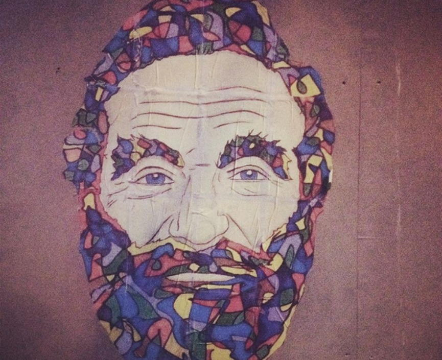 Street Art Pays Tribute to Robin Williams