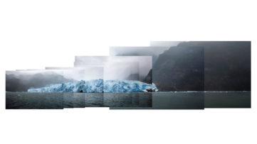 Paolo Pellegrin - Collage glacier