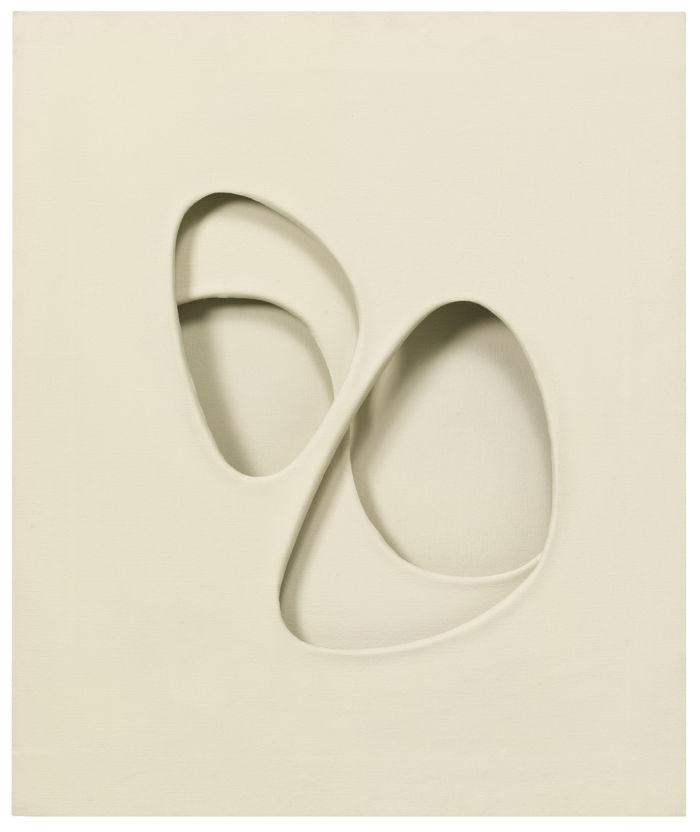 Paolo Scheggi-Zone Riflesse-1965