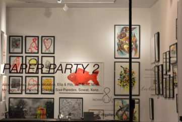 Opening: Paper Party 2