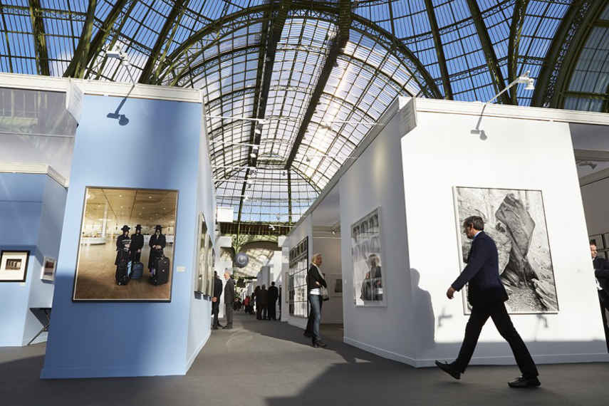 paris photo gallery weekend