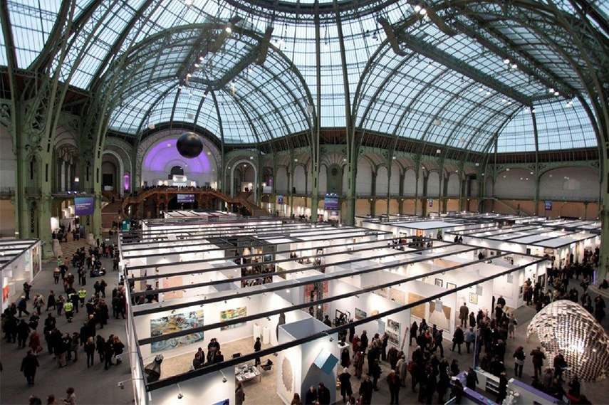 Paris Photo art fair november nov