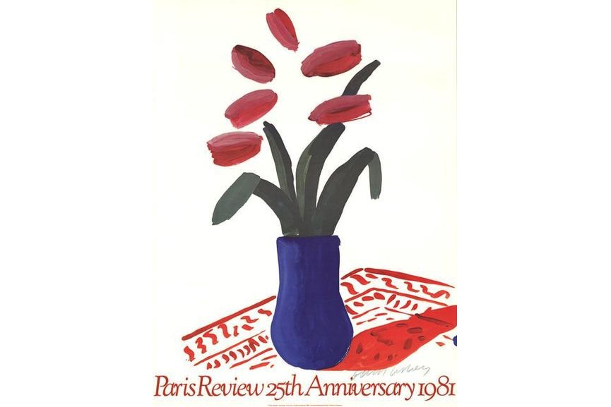 Paris Review 25th Anniversary, 1980
