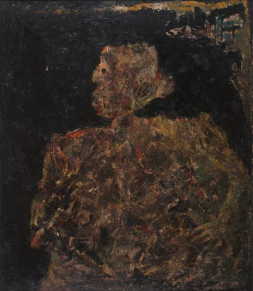 Paritosh Sen - Untitled, 1955