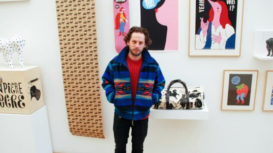 Parra - Photo of the artist - Photo Credits The Hundreds