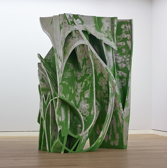 Tony Cragg objects and drawings were exhibited at british tate.