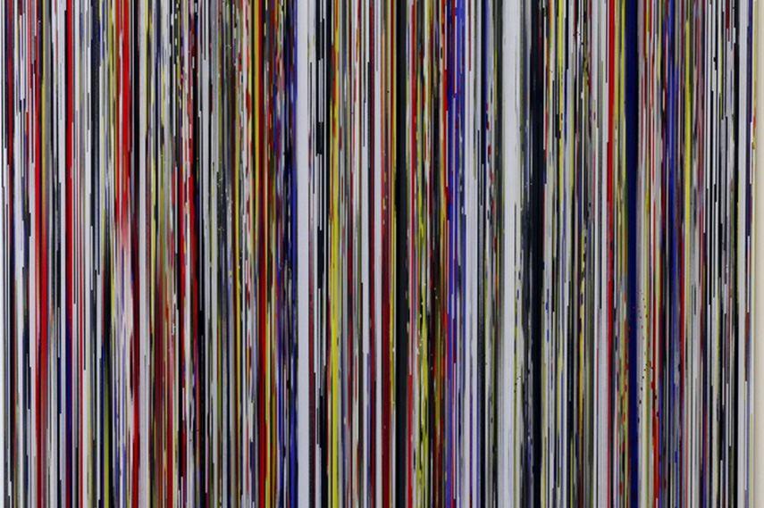 Pascal Dombis - Irrational Geometrics arts design 2015 print best open