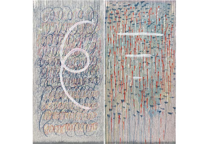 pat steir exhibition