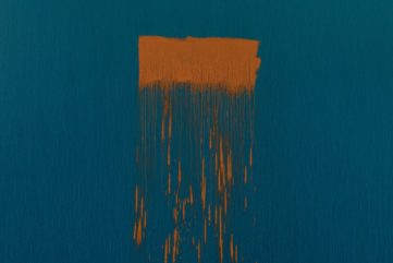 New Paintings by Pat Steir Transform the Hirshhorn Into a Color Wheel