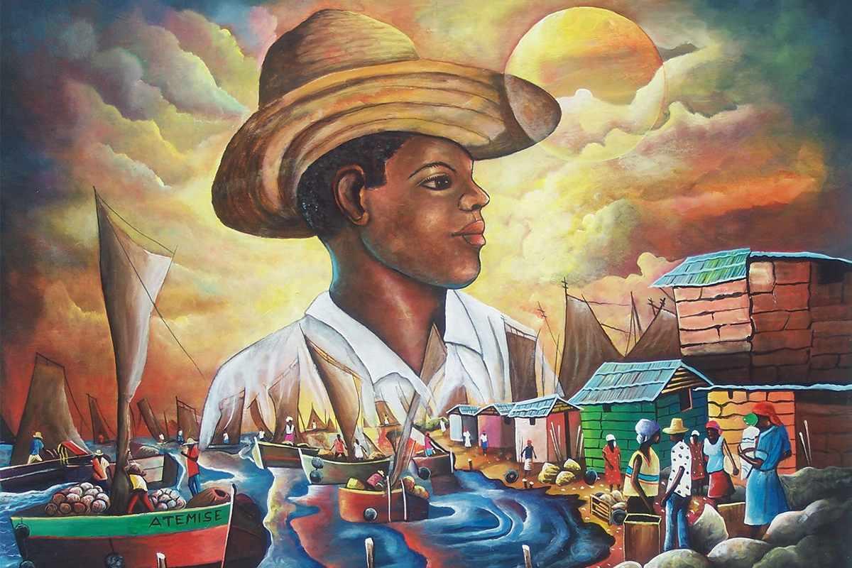 Haitian Art – Celebrating the Spirit of Joyfulness in Hard ...
