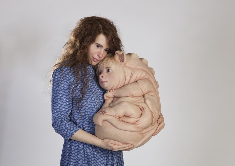 Patricia Piccinini - The Bond