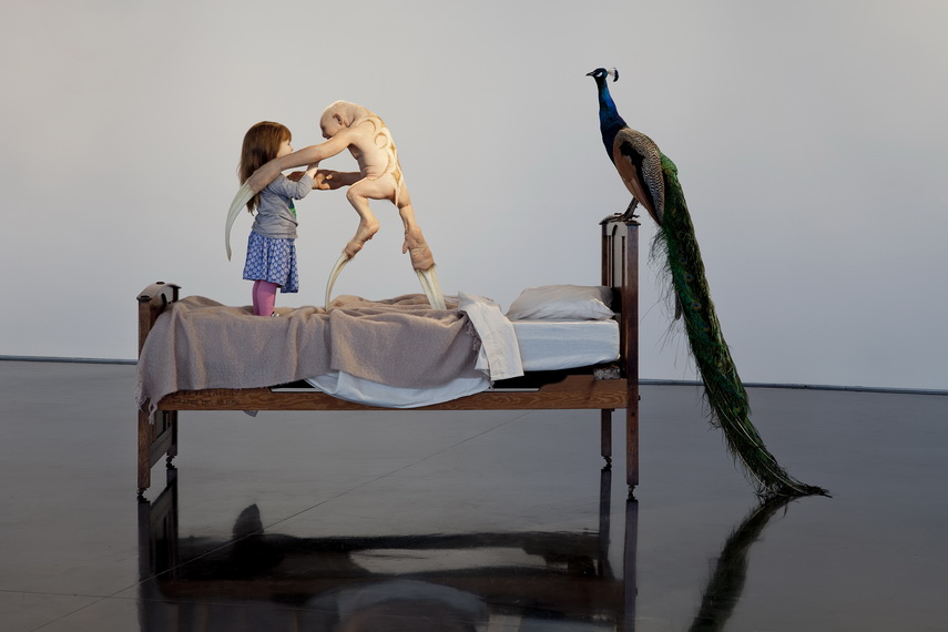 Patricia Piccinini - The Welcome Guest