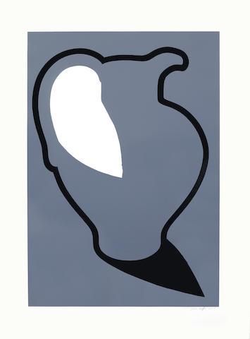 Patrick Caulfield-Large Jug-1983