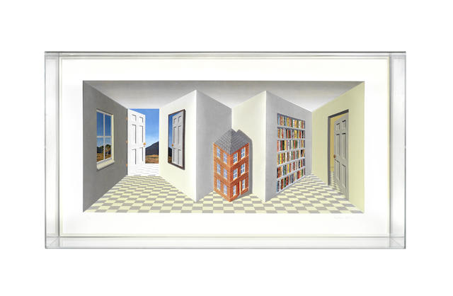 Patrick Hughes-Home-2001