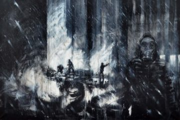 Fan of the Eerie? These Artworks Are For You!