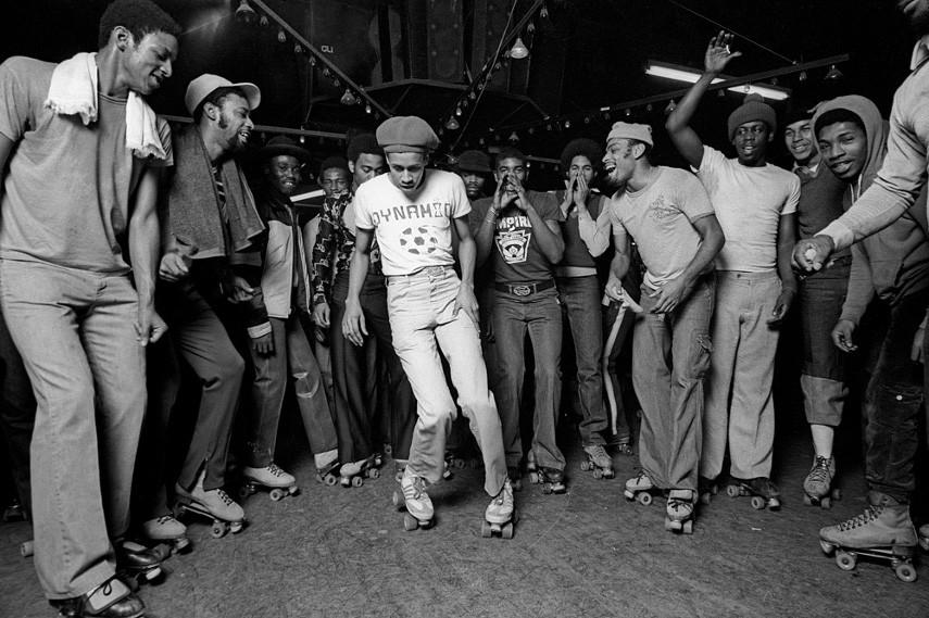 Patrick Pagnano - Empire Roller Disco #1, 1980
