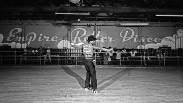 Patrick Pagnano - Empire Roller Disco #29, 1980