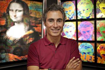 Patrick Rubinstein - Portrait