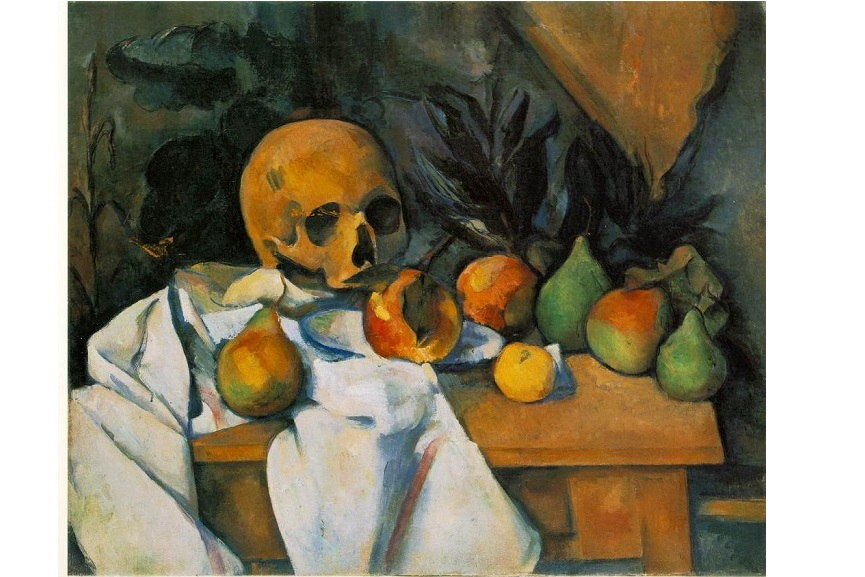 Paul Cézanne is one of the most famous still life artists of the 20th century and his still life paintings are famous in the art history