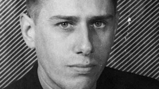 Paul Cadmus portrait 1937 (detail) 1937, photo by Carl Van Vechten