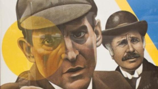 Paul Davis - The Return of Sherlock Holmes, 1986 (detail)
