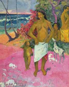 Paul Gauguin-Bathers-1902