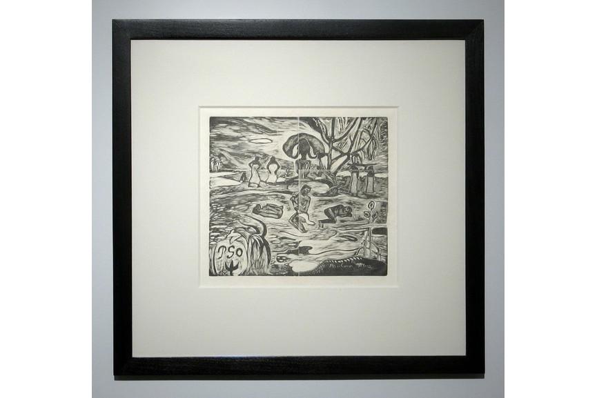 Paul Gauguin - Mahana Atua (Le Jour des dieux)