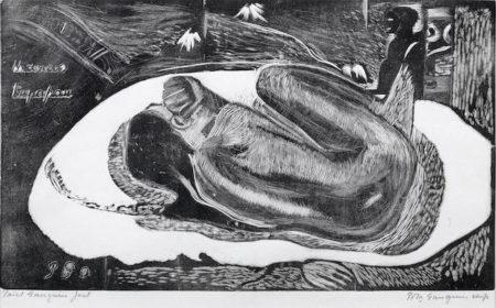 Paul Gauguin-Manao Tupapau-1893