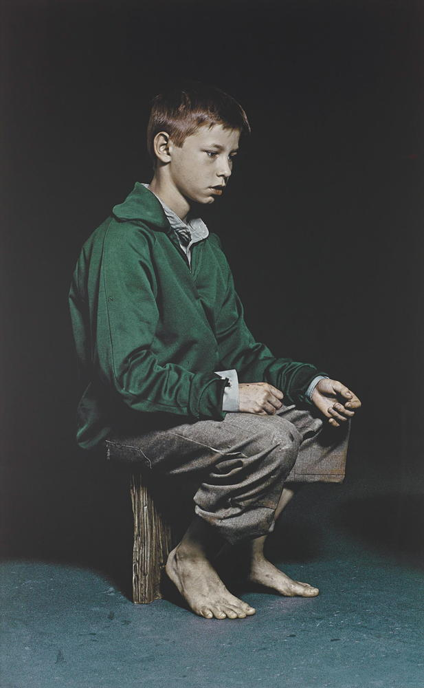 Paul Hodgson-Poor Boy-2002