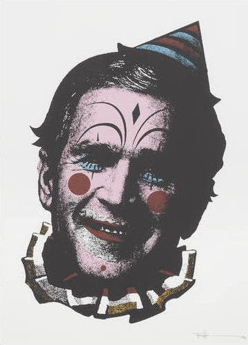 Paul Insect-Bush Clown Pink-2007