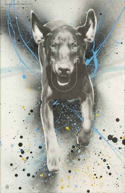 Paul Insect-Target Dog-2007