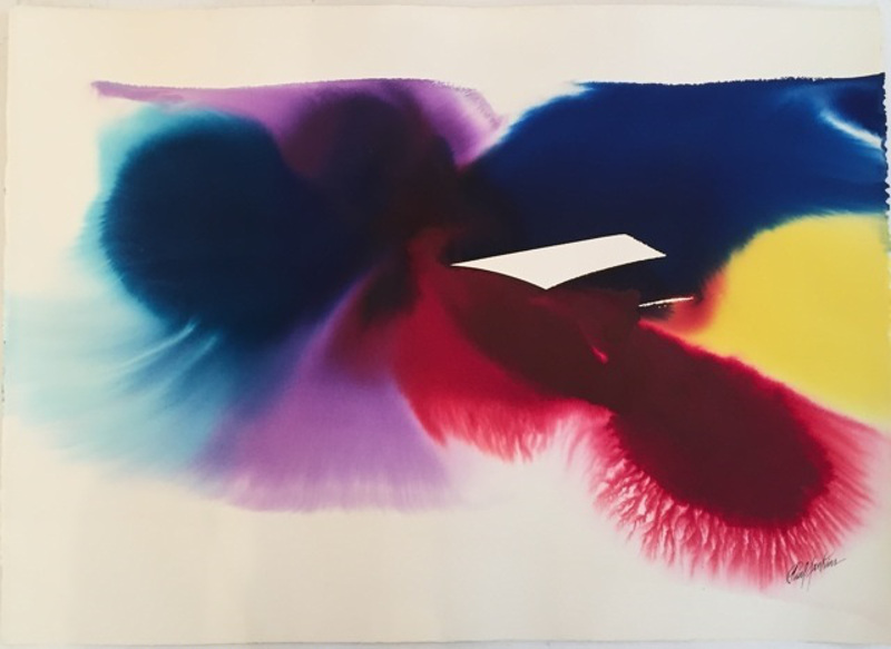Paul Jenkins  - Phenomena Light Prism Break, 1995