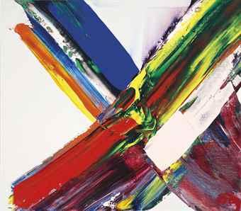 Paul Jenkins-Phenomena Onyx Ox Eye-1981