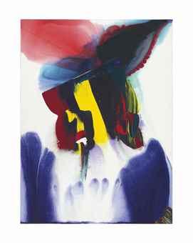 Paul Jenkins-Phenomena Sight Unseen-1993