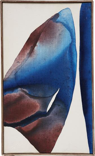 Paul Jenkins-Phenomena Stripe-1962
