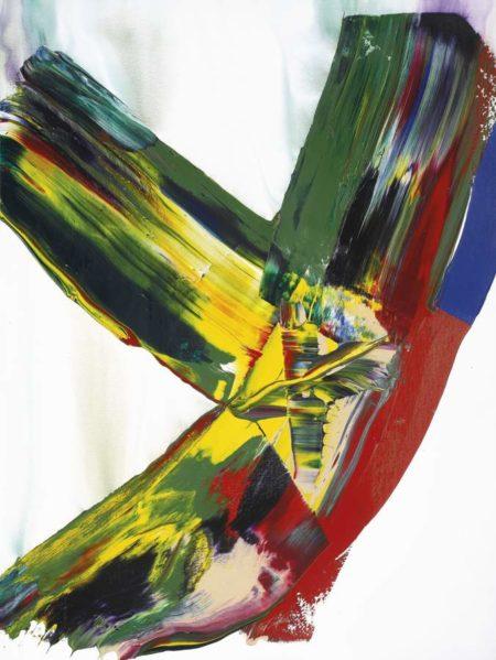 Paul Jenkins-Phenomena Wind Blades-1981