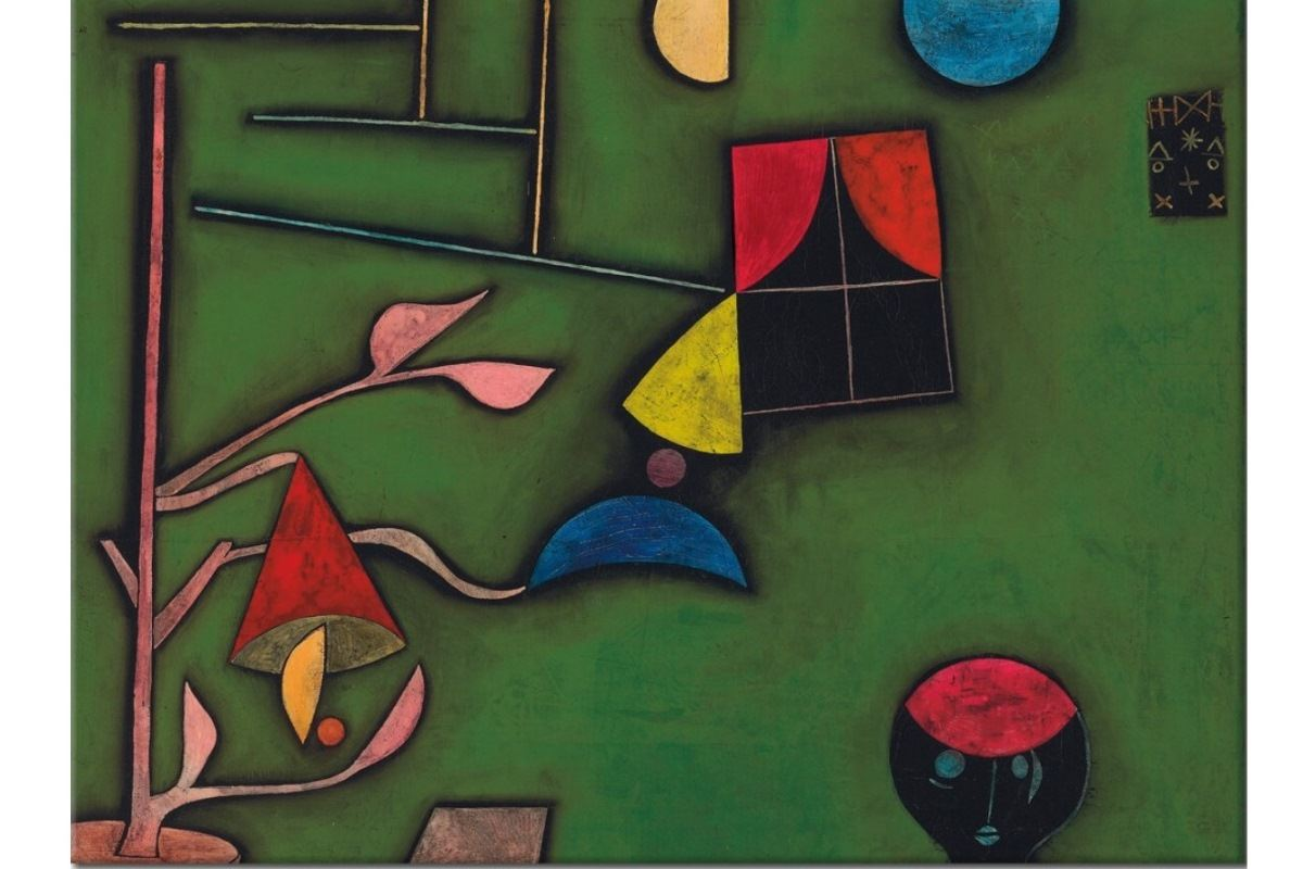 Paul Klee paintings