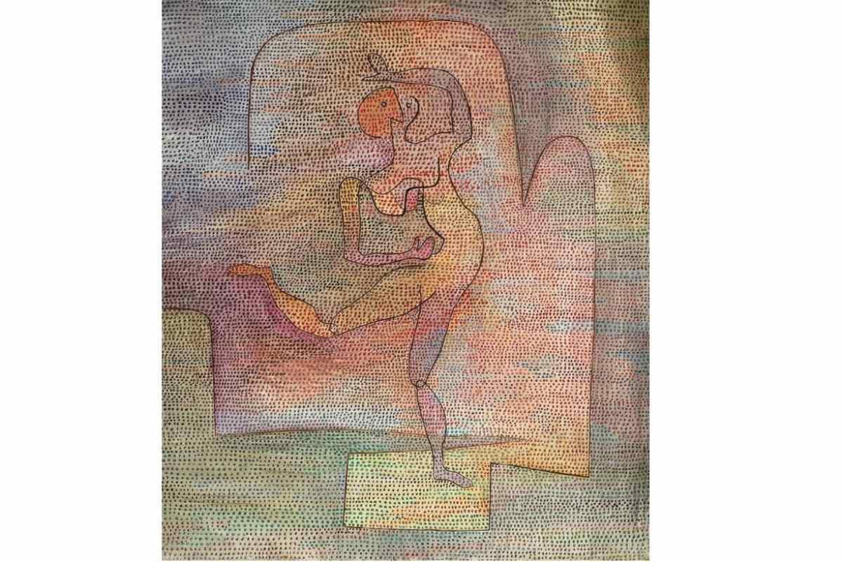 Paul Klee - Tanzerin