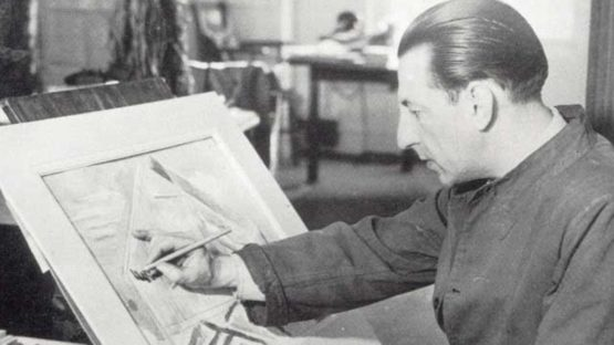 Paul Nash - profile, surrealism, modernism