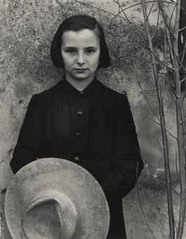 Paul Strand-Tailor's Apprentice, Luzzara, Italy-1953