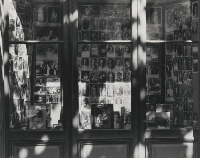 Paul Strand-The Photo Studio Pt. St. Esprit France-1950