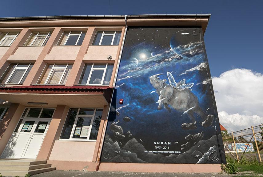 Paula Duță & The Orion - SUDAN (1973-2018) - THE LAST MALE NORTHERN WHITE RHINO