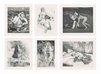 Paula Rego-Pendle Witches-1996