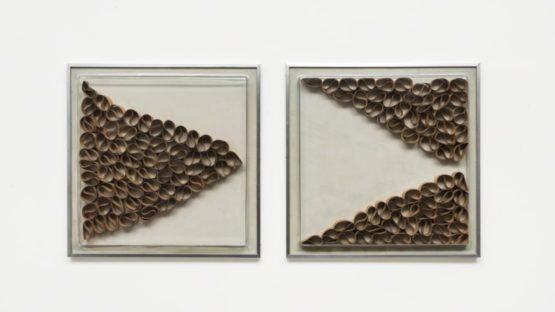 Paulo Roberto Leal - Armagem - diptico, 1972