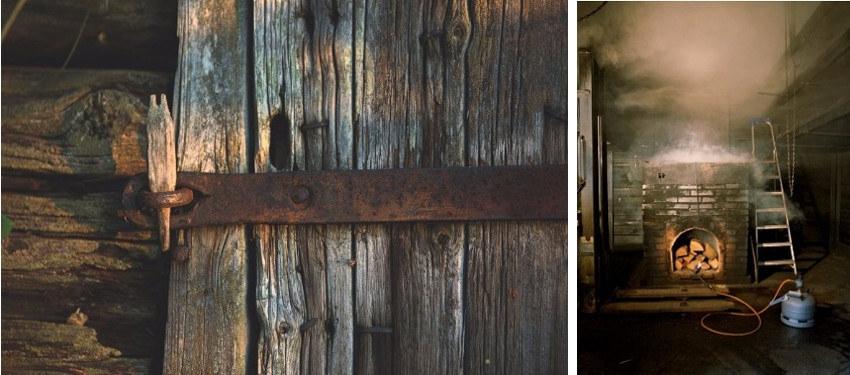 Pekka Turunen - Net Store, 2009 - Drying Barn, 2009, new print books in 2013 news