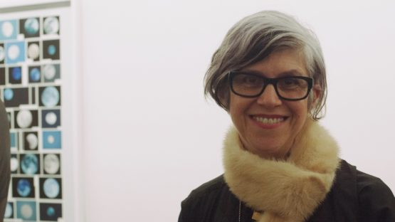 Penelope Umbrico's portrait - image via museemagazine.com
