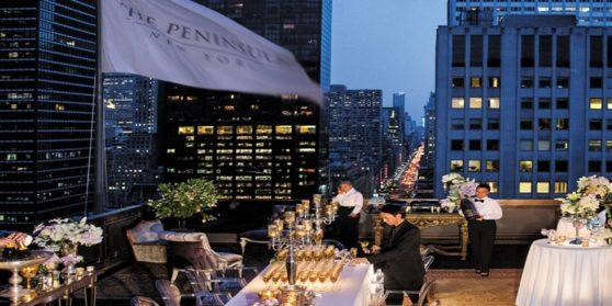 THE PENINSULA HOTEL New York