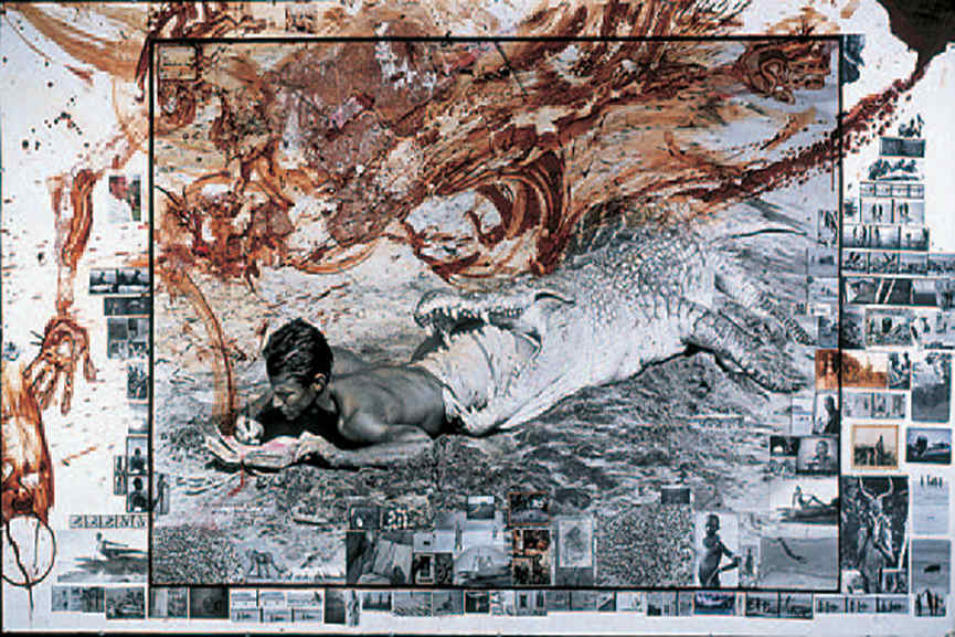 Peter Beard Brings The Last Word From Paradise To Guild Hall Museum
