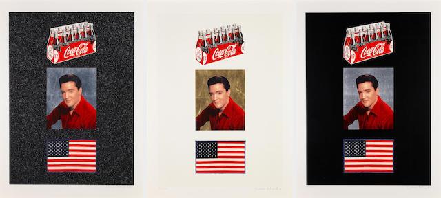 Peter Blake-American Trilogy-2012