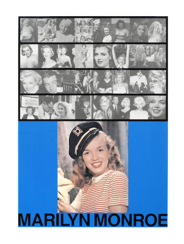 Peter Blake-M is for Marilyn Monroe-1991